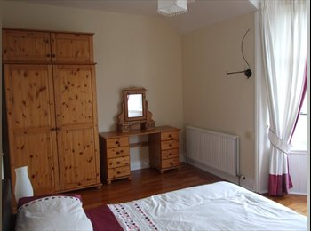 Large double room. Beautiful Victorian house!