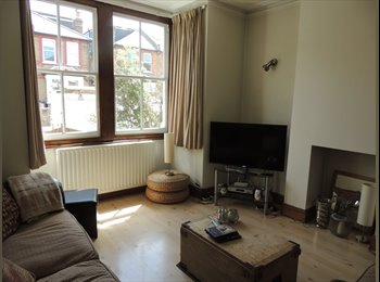 EasyRoommate UK - Two double rooms   in Kingston house share. - Kingston upon Thames, London - £520 pcm
