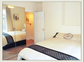 EasyRoommate UK - High Quality rooms in Doncaster Hyde Park! - Hyde Park, Doncaster - £325 pcm