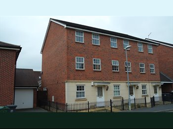 EasyRoommate UK - DOUBLE ROOMS AVAILABLE!!!! - Loughborough, Loughborough - £369 pcm