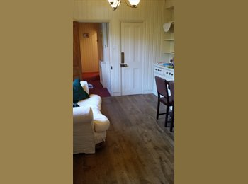 Large double room in 2-bed flat