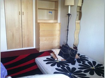 Double Room in Clean House