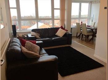 EasyRoommate UK - Deluxe Double Room available in a 2 bed apartment - Fallowfield, Manchester - £500 pcm