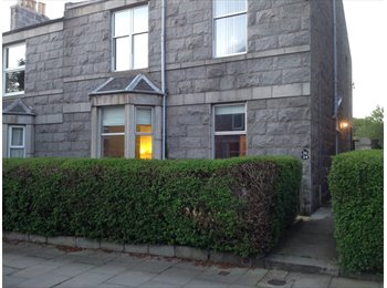 EasyRoommate UK - Period property - city centre/great location - Aberdeen City, Aberdeen - £500 pcm