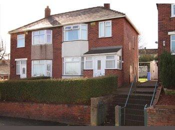 EasyRoommate UK - 3 bedroom semi detached house for sale - Shiregreen, Sheffield - £500 pcm