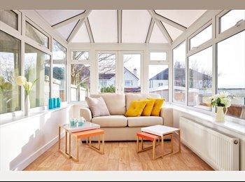 EasyRoommate UK - Completely Refurbished 5 BedroomEnsuite Houseshare - Totterdown, Bristol - £680 pcm
