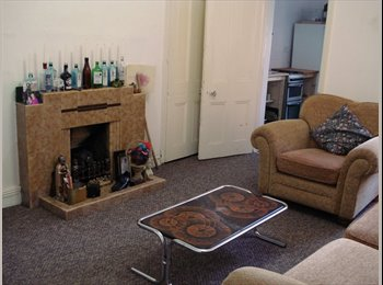 EasyRoommate UK - *WEEKDAY RENT* Double Room - £80/wk or £20/night - Fenham, Newcastle upon Tyne - £320 pcm