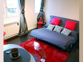 EasyRoommate UK - INTERNSHIP/ STUDEN PROFESSIONAL FURNISHED FLAT - Camden, London - £500 pcm