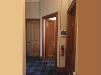 EasyRoommate UK - 1 Double Room Available - Edinburgh Centre, Edinburgh - £432 pcm