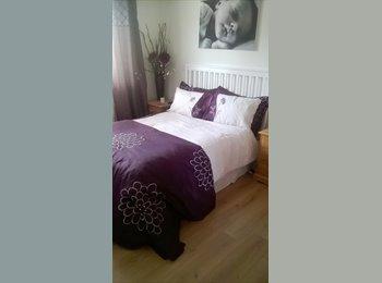 EasyRoommate UK -  NICE DOUBLE ROOM, OWN BATHROOM IN DETACHED HOUSE - Shepway, Maidstone - £520 pcm