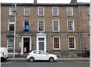 EasyRoommate UK - Double Room in 2 Bedroom flat, South Tay Street - Dundee, Dundee - £350 pcm