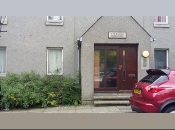 EasyRoommate UK - Single bedroom available ASAP.ABERDEEN CITY CENTRE - Aberdeen City, Aberdeen - £285 pcm