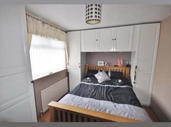 EasyRoommate UK - ELDENE, SWINDON SN3 DOUBLE AND SINGLE ROOMS - Walcot, Swindon - £400 pcm