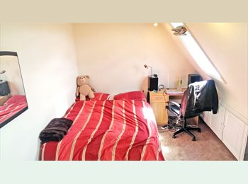 A bright double room in Barons Court