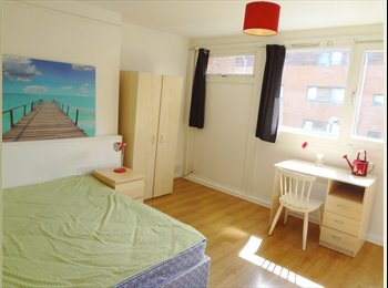 2 double rooms in King's Cross