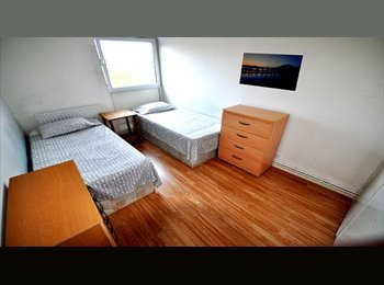 AMAZING TWIN ROOM IN STOCKWELL - ZONE 2 - ALL INCL