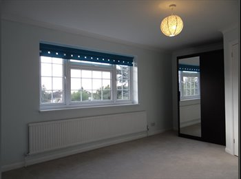 EasyRoommate UK - Fully furnished Double room with en-suite - Chessington, North Surrey - £750 pcm