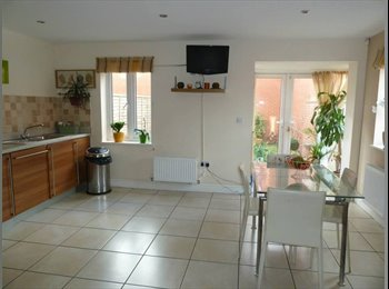 EasyRoommate UK - GL 1 Excellent quality accommodation - Gloucester Centre, Gloucester - £105 pcm