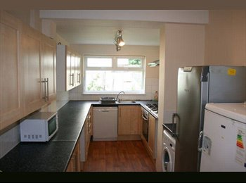 EasyRoommate UK - very large double bedroom with ensuite shower - Headingley, Leeds - £415 pcm