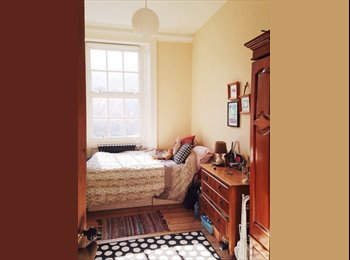 EasyRoommate UK - Double room in stunning georgian townhouse! - Newcastle City Centre, Newcastle upon Tyne - £350 pcm