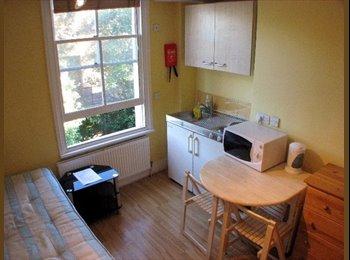 Single Semi-Studio in Hammersmith for 1 Person