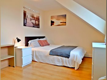 Short or Long Term Available - 3 Large Double Rooms