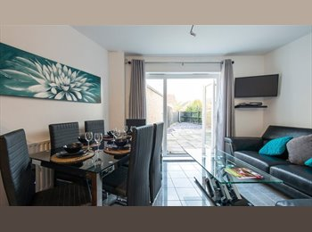 EasyRoommate UK - New Luxury Double Room with En-Suite - Hampton, Peterborough - £525 pcm