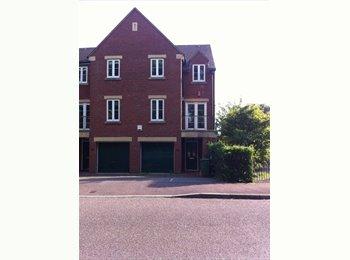 EasyRoommate UK - High Quality Houseshare St Leonards 4 Bedrooms - Exeter, Exeter - £420 pcm