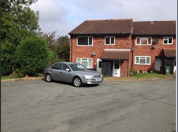 EasyRoommate UK - Quiet, clean & tidy room in 2 bed maisonette. - Wilnecote, Tamworth - £225 pcm