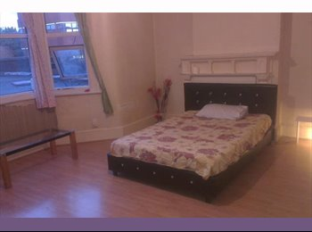 very Large double room for single person