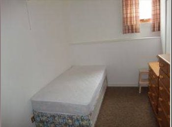 EasyRoommate UK - Single bedroom available in spacious flat in Gorgi - Gorgie, Edinburgh - £320 pcm