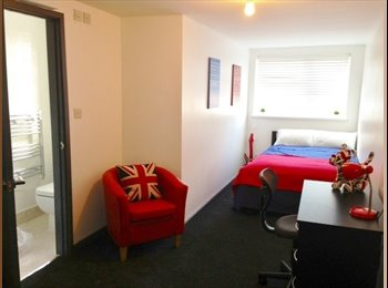 3 rooms available in a shared house