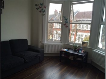 EasyRoommate UK - Double bedroom in a lovely newly refurbished flat - Tottenham, London - £800 pcm