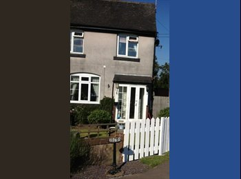 EasyRoommate UK - Double room in a 3 bed farm house - Dunston, Stafford - £475 pcm