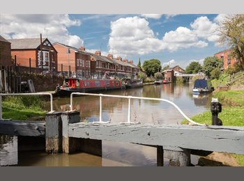 EasyRoommate UK - Canal Side Luxury - Chester, Chester - £580 pcm
