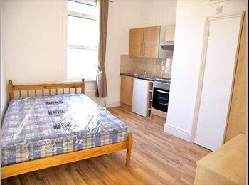 A stunning studio flat  in Hammersmith