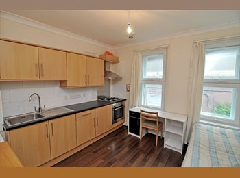 EasyRoommate UK - A well-decorated bedsit, Earls Court - Earls Court, London - £950 pcm