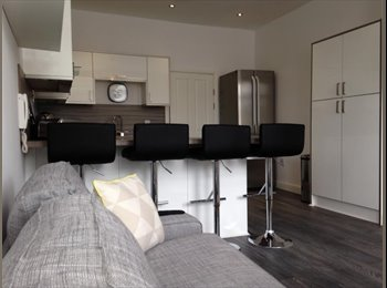 High spec, brand new rooms available NOW!