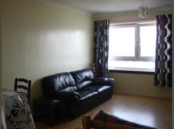 EasyRoommate UK - Double Bedroom available in City centre - Glasgow Centre, Glasgow - £330 pcm