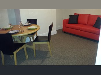 Refurbished furnished 4 double rooms available