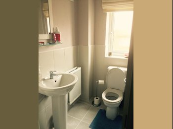 EasyRoommate UK - Two Double Rooms Available In Modern Home - Kempston, Bedford - £350 pcm