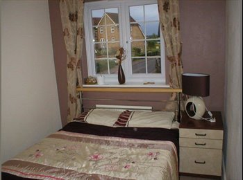 EasyRoommate UK - Brand New Double Room in Boutique Home Share - Ashford, Ashford - £400 pcm