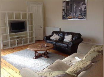 EasyRoommate UK - Spare Room in 2 Person Flat, West End - Hillhead, Glasgow - £475 pcm