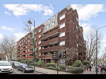 EasyRoommate UK - A newly refurbished studio apartment on popular Cr - Earls Court, London - £1,473 pcm