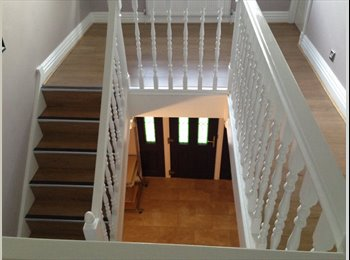 Double Very Large Ensuite Loft Room in a Spacious, Clean...