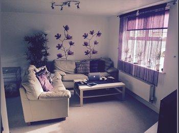 EasyRoommate UK - Single bedroom in Sugar Way available. - Woodston, Peterborough - £350 pcm