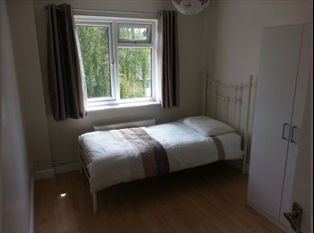 Stunning and immaculate double room for female.