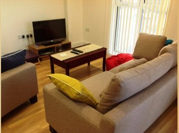 New Double Room with Ensuite near Hanger Lane