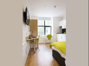 Luxury Student Studio Apartment in Huddersfield!