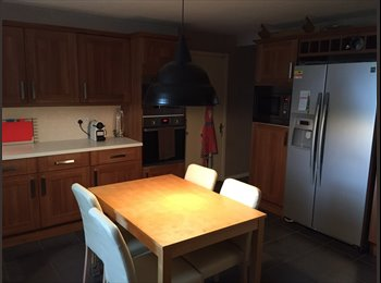 EasyRoommate UK - DOUBLE ROOM FOR RENT IN CITY CENTRE FLAT MON-FRI - Aberdeen City, Aberdeen - £550 pcm